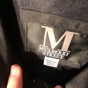 mulberry street Jackets & Coats - Trench coats